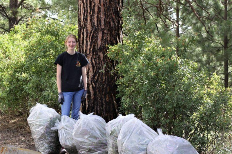Volunteer Spotlight: Ava Arends