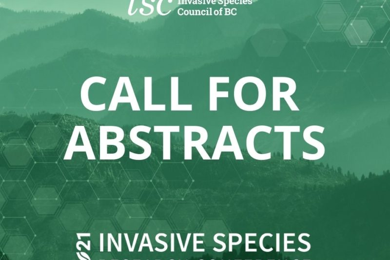 Call for Invasive Species Research Abstracts