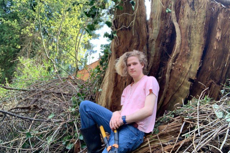 Volunteer Spotlight: Backyard Creek Restoration