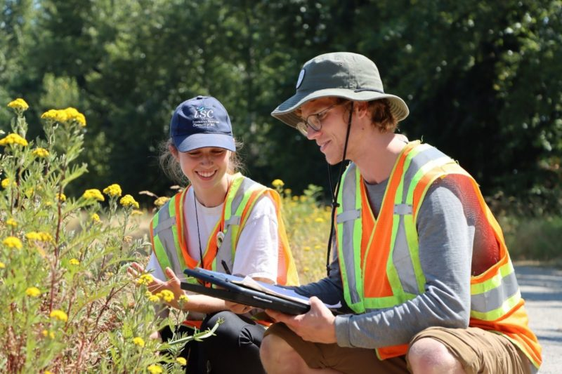 200 People to Gain New Skills and Protect BC's Environment